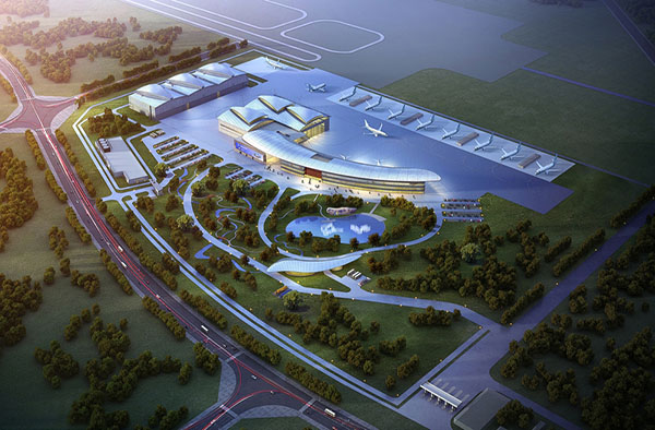 Boeing Completion & Delivery Center Project